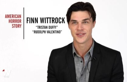finn wittrock american horror story emmy quickie