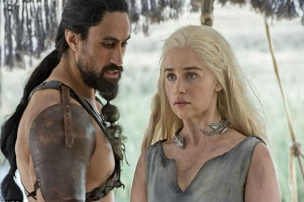 game of thrones khal moro daenerys