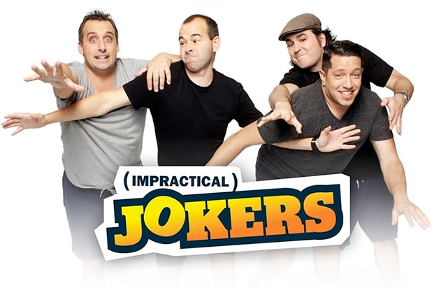 Impractical jokers dating anyone