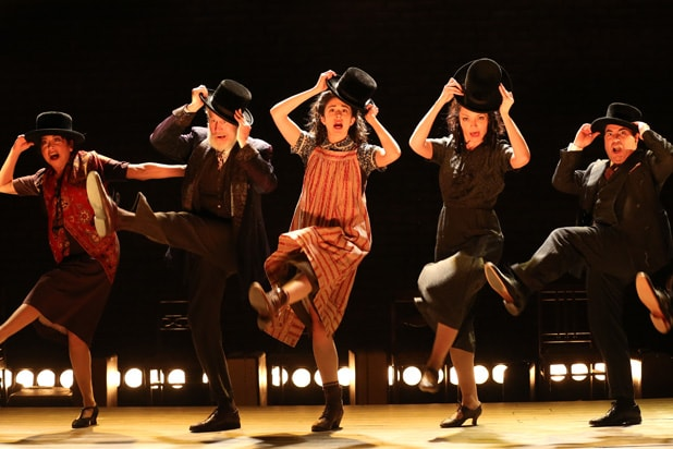 Indecent' Broadway Review: Who Knew Yiddish Theater Was So Gay-Friendly?