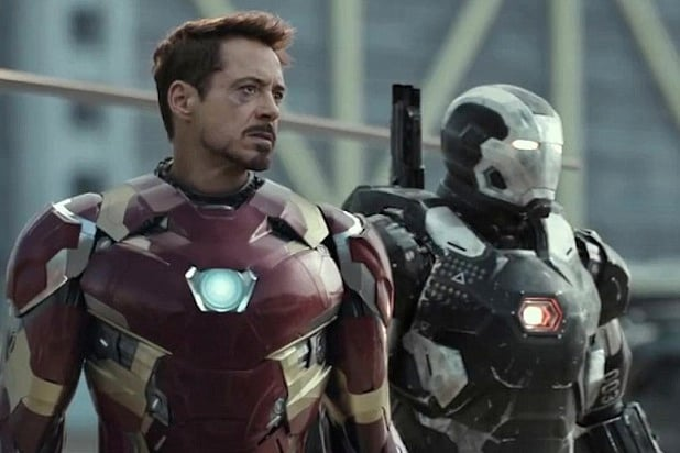 iron man civil war