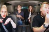 james corden carpool karaoke gwen stefani george clooney julia roberts