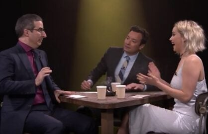 jennifer lawrence john oliver jimmy fallon