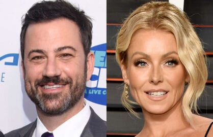 jimmy kimmel kelly ripa