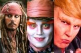 johnny depp makeup