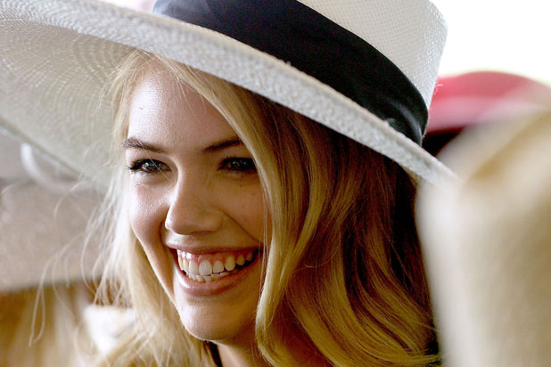 Kate Upton Kentucky Derby