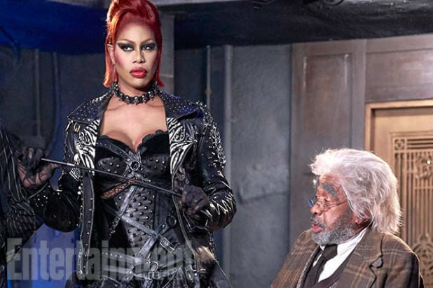 laverne cox rocky horror picture show frank n furter