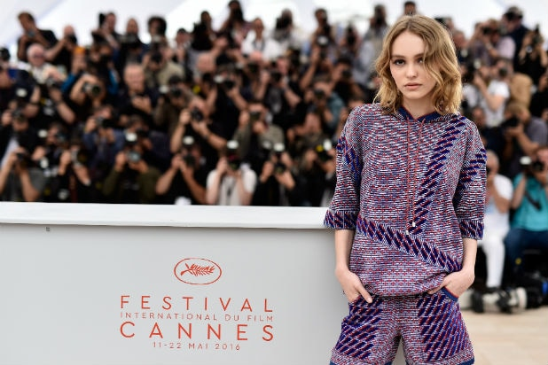lily rose depp cannes