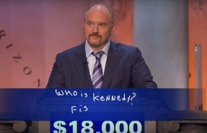 louis ck jeopardy