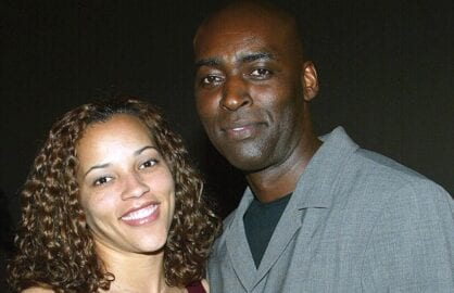 Michael Jace April Jace