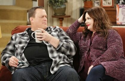 """Curse of the Bambino,"" an episode from the finale of ""Mike & Molly"""