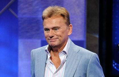 Pat Sajak Wheel of Fortune