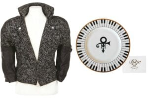 prince auction collage