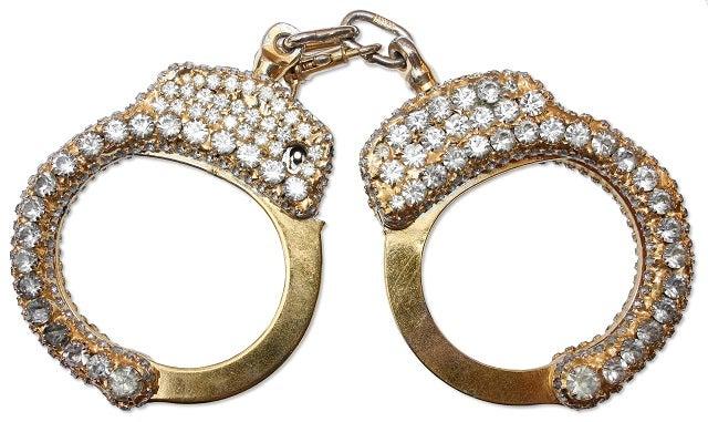 prince handcuffs