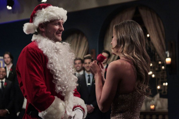 santa on the bachelorette