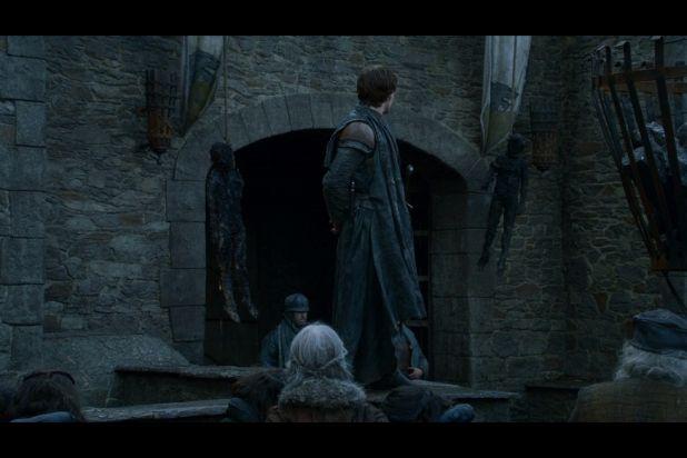 theon greyjoy murdered bran stark