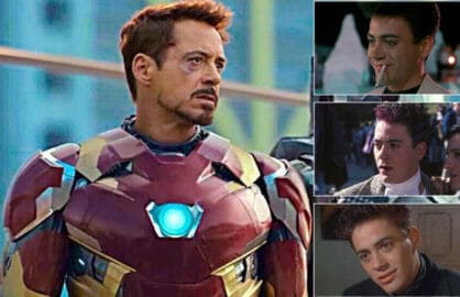 captain america civil war tony stark robert downey jr young