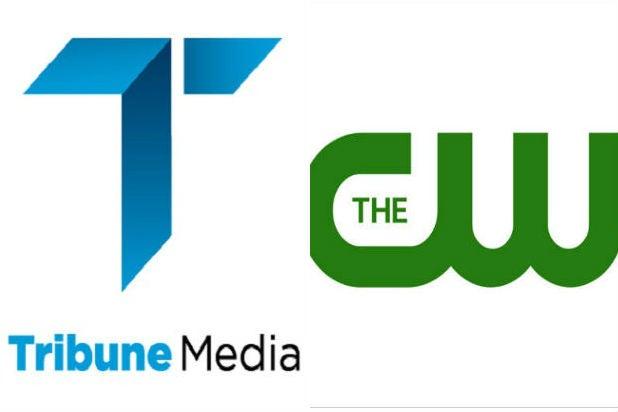 tribune media the cw