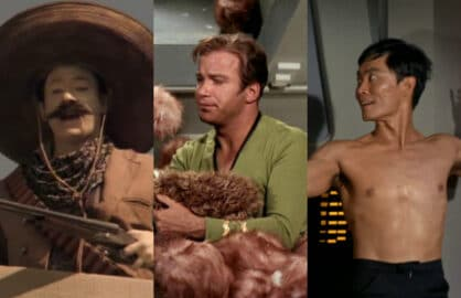 weirdest star trek episodes