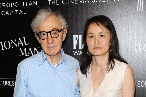 Woody Allen on His Relationship With Soon Yi Previn: