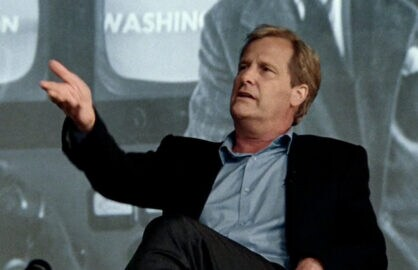 Watch Jeff Daniels Go All Will McAvoy on Donald Trump's 'Tiny Hands' (Video)