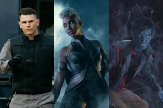 younger versions of x men characters apocalypse