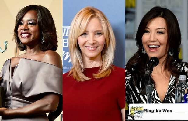50 Actresses Over 50