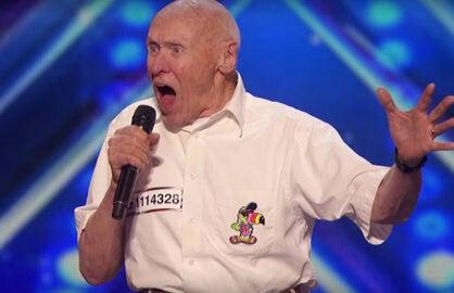 Grandpa sings Drowning Pools Bodies