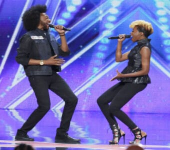 The Smiths on Americas Got Talent