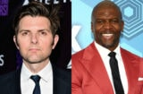Adam Scott Terry Crews