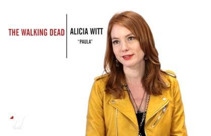 Alicia Witt Emmy Quickie