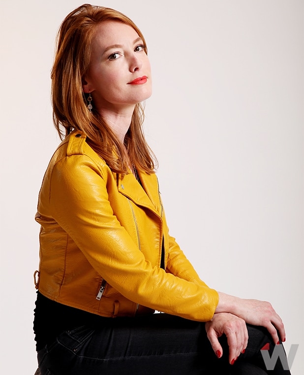 Alicia Witt The Walking Dead