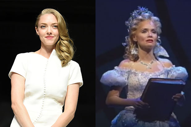 Amanda Seyfried as Glinda