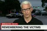 Anderson Cooper Orlando Tribute