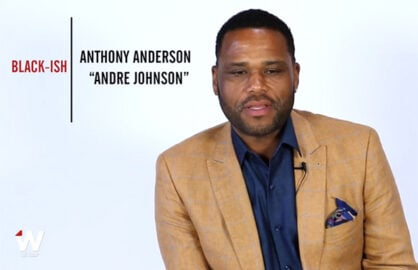 Anthony Anderson Emmy Quickie