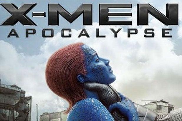 Fox Apologizes for Apocalypse Poster
