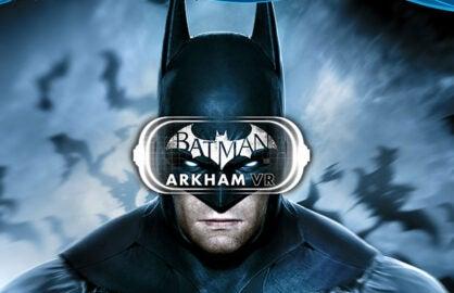 Batman VR game