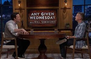 Ben Affleck and Bill Simmons