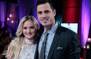 Bachelor Ben and Lauren