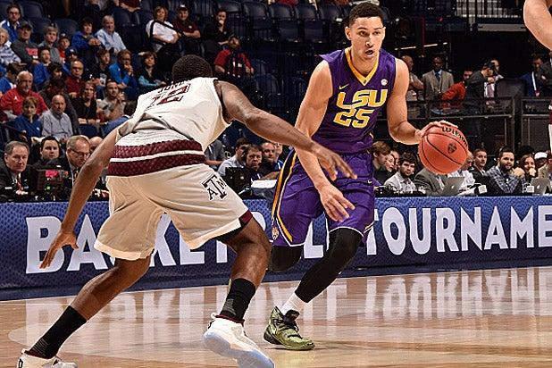 Ben Simmons NBA Draft