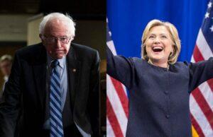 Sorry Bernie Youre Not on Hillary Clintons VP Short List