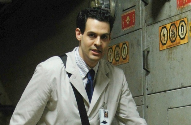 Andrew Leeds returns as Christopher Pelant in BONES