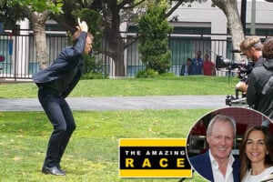 Amazing Race 29 Starting Line