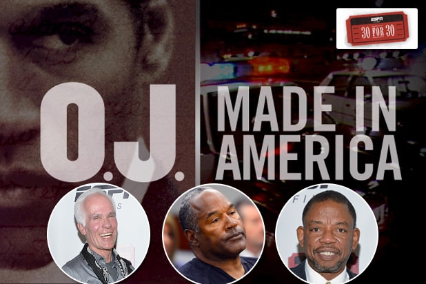 COVER ESPN OJ 10 Hour Documentary Made in America