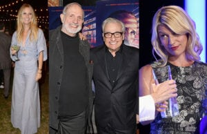 COVER Party Report Gwyneth Paltrow Martin Scorsese Claire Danes
