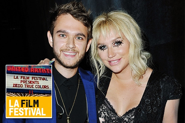 Zedd Kesha True Colors Documentary