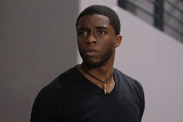Chadwick Boseman Civil War