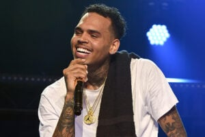 Chris Brown For iHeartRadio Live With Special Guest TI At The iHeartRadio Theater Los Angeles