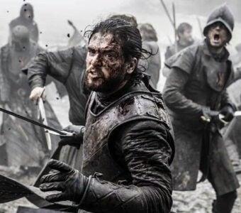 Jon game of thrones ramsay