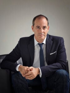 Showtime CEO David Nevins